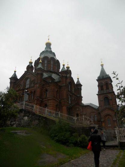 Upenski Cathedral, Helsinki, Finland