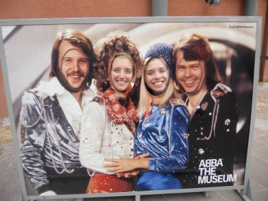 ABBA Museum, Stockholm, Sweden