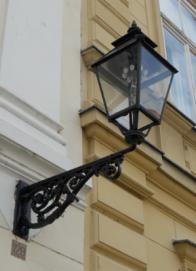 Zagreb Lamppost