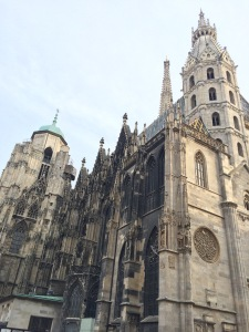 St. Stephen's Cathedral in Vienna, Austria