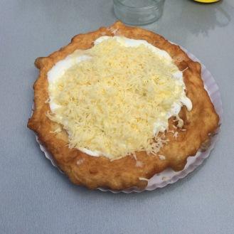 Langos - Budapest Street Food