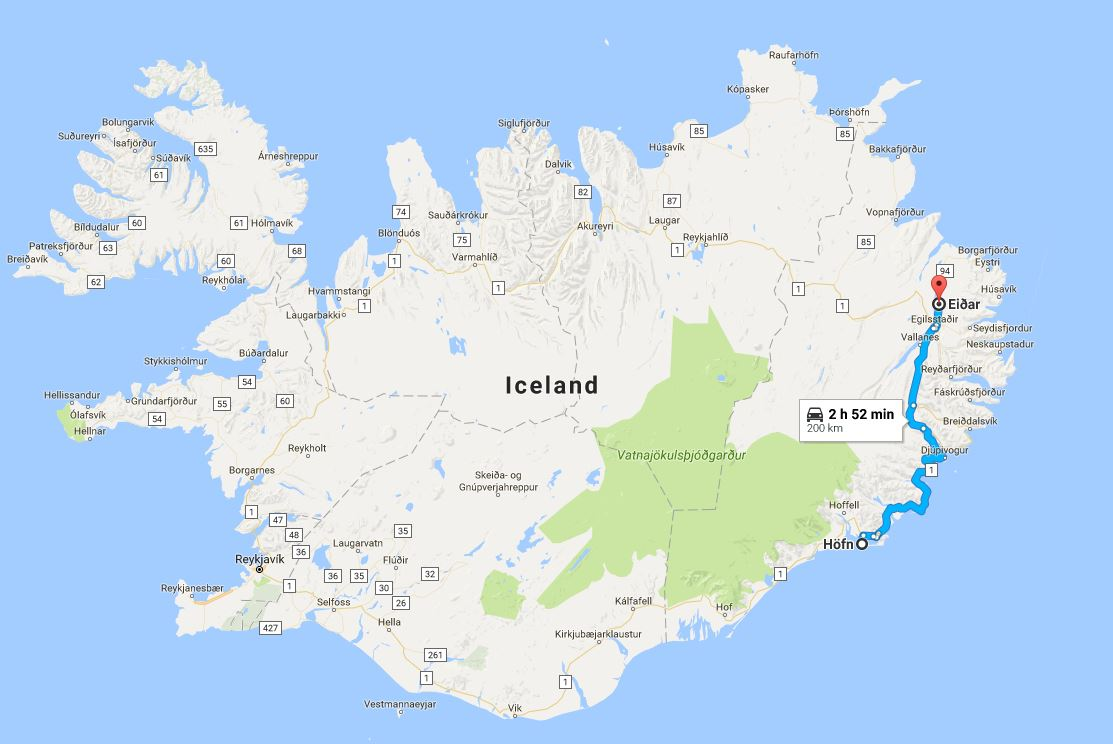 8_day_iceland_ring_road_itinerary_hofn_to_eidar