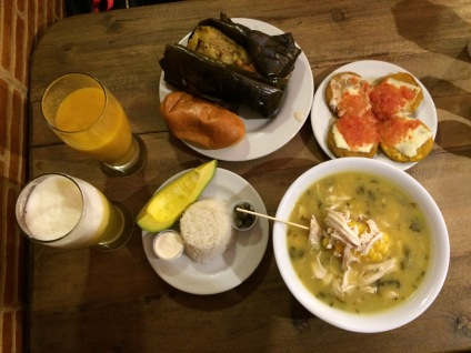 bogota-colombia-food-ajiaco-soup