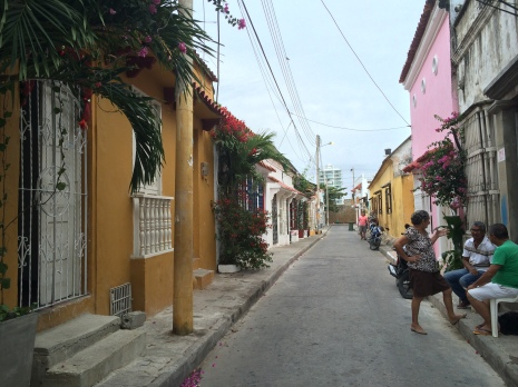 Cartagena_columbia_getsemani