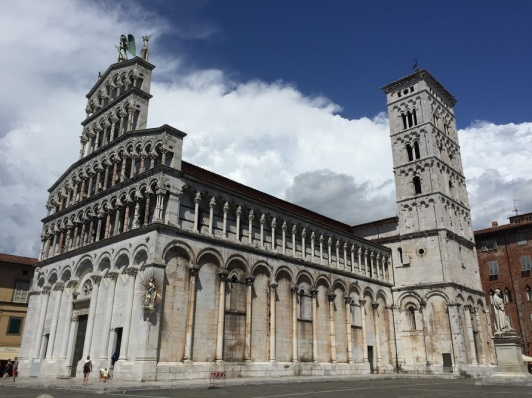 Lucca_Italy_san_michele_in_foro