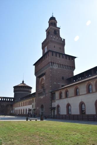 Milan_Sforzesco_Castle_1