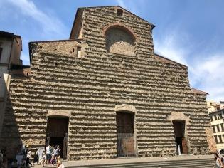 Florence_Italy_basilica_de_san_lorenzo_facade