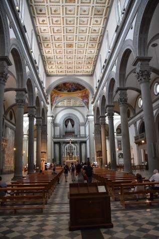 Florence_Italy_basilica_de_san_lorenzo_interior