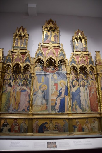 Florence_Italy_galleria_dell_academia_alter_piece