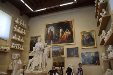 Florence_Italy_galleria_dell_academia_plaster_models