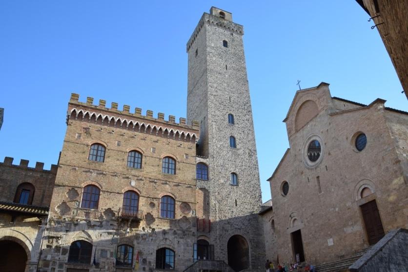 San_Gimignano_Palazzo_communale_collegiate_church