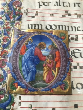 Siena_Italy_Duomo_library_book