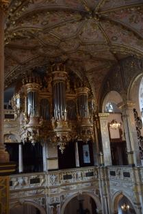 Hillerod_Day_trip_from_copenhagen_denmark_Frederiksborg_castle_chapel_organ