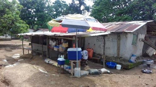Liberia_Teashop