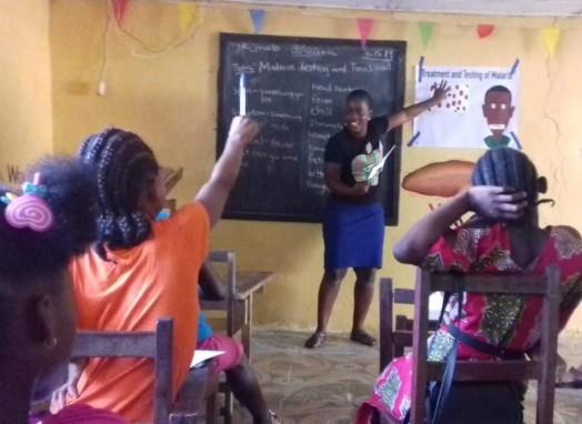 Malaria_Teaching_Model_School